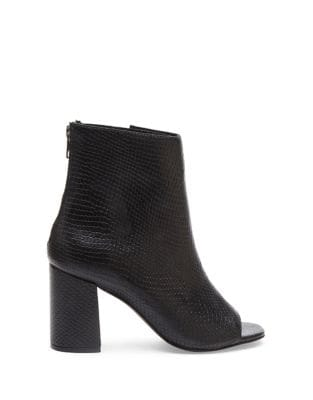 Melaney Leather Booties by Matisse