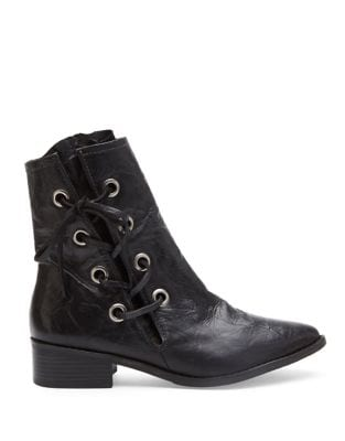 Proper Leather Booties by Matisse