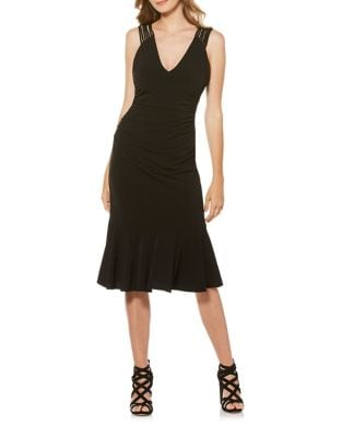 Sleeveless Jersey Dress by Laundry by Shelli Segal