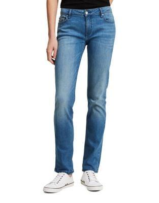 Sunlit Blue Straight Jean 500087287138