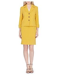 Women - Apparel - Suits & Suit Separates - Suits - lordandtaylor.com