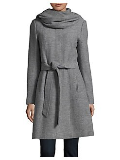 Women's Wool Coats: Black Wool Coats & More   Lord & Taylor