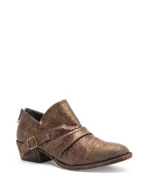 Wills Leather Booties by Matisse