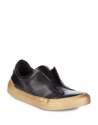 Alchemist Leather Slip-On Sneakers by Matt Bernson