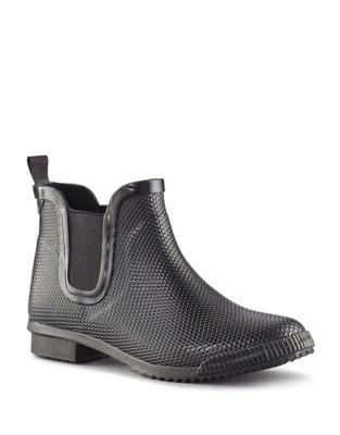 Regent Rubber Slip-On Booties by Cougar