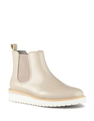 Kensington Waterproof Rubber Rain Booties by Cougar