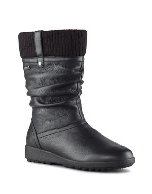 Vienna Waterproof Leather Mid-Calf Boots by Cougar