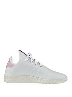 Adidas. Gazelle Sneakers. $80.00. Pharrell Williams Tennis Hu Sneakers ASH  PEACH. Product image