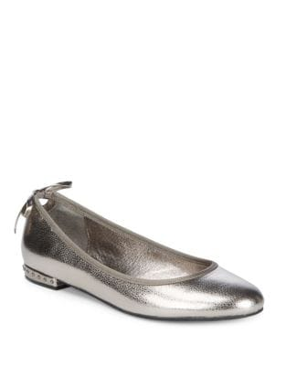 Brianne Metallic Ballet...