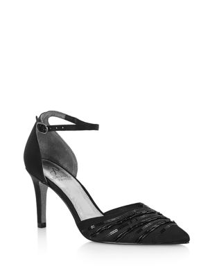 Ankle Strap Pumps by Adrianna Papell