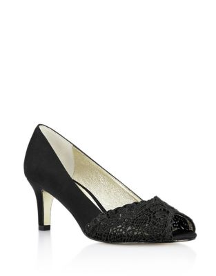 Lace Elegant Dress Pumps by Adrianna Papell