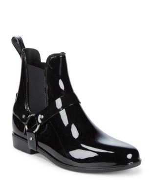 Patent Chelsea Boots by Lauren Ralph Lauren