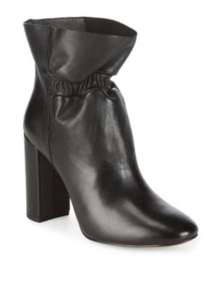 Rylie Leather Booties by Botkier New York