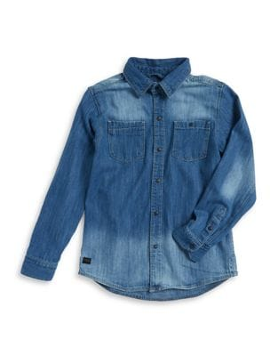 Boys Denim Sportshirt