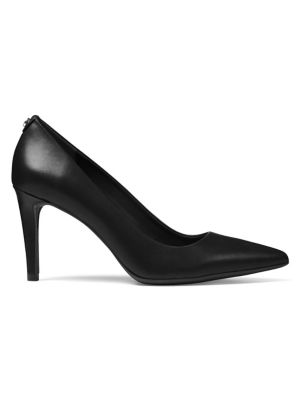 Dorothy Leather Pumps by MICHAEL MICHAEL KORS