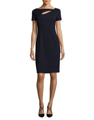 Photo of Cutout Sheath Dress by Vince Camuto - shop Vince Camuto dresses sales