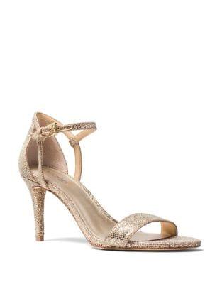 Simone Glitter Sandals by MICHAEL MICHAEL KORS