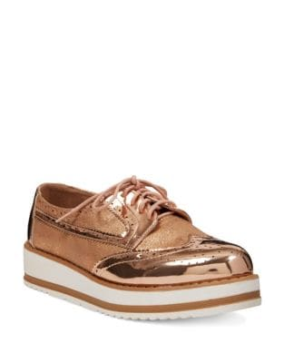 Peyton Lace-Up Oxfords by Nine West