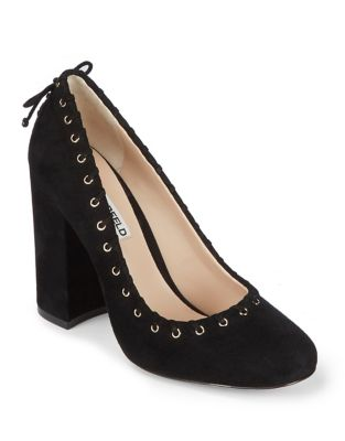 Suger Suede Pumps by Karl Lagerfeld Paris
