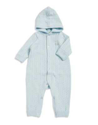 Baby Boy's Hooded Cotton...