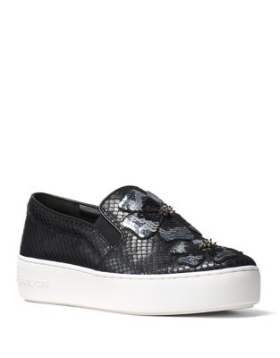 Trent Sequin Slip-on Sneakers by MICHAEL MICHAEL KORS