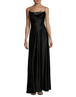 Spaghetti Floor-Length Dress by Jill Jill Stuart