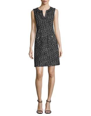 Printed Sheath Dress by Karl Lagerfeld Paris