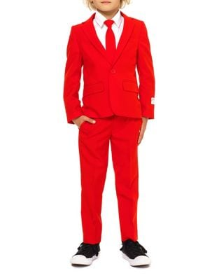 Little Boys TwoPiece Devil Suit
