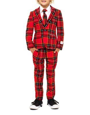 Little Boys TwoPiece Lumberjack Suit