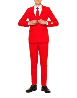 Boys TwoPiece Devil Suit