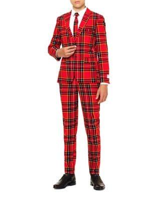 Boys TwoPiece Lumberjack Suit