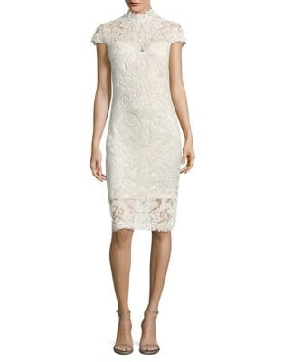 Bodycon Knee-Length Dress by Tadashi Shoji