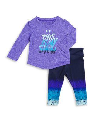 Babys TwoPiece My Show  Leggings Set