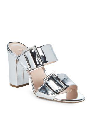 Millie Metallic Sandals by Avec Les Filles