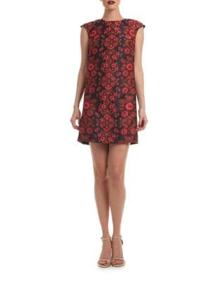 Angelou Printed Dress by Trina Turk