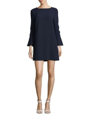 Shift Bell Sleeve Dress by Wayf