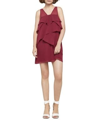 Layered Flouncy Cocktail Dress by BCBGeneration