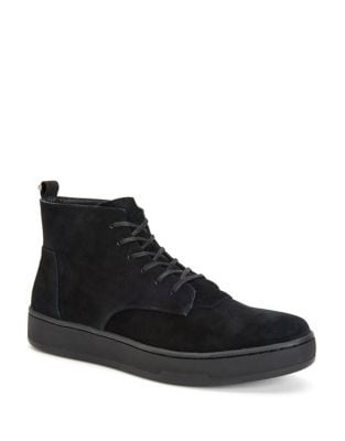 Natel Leather Sneakers...