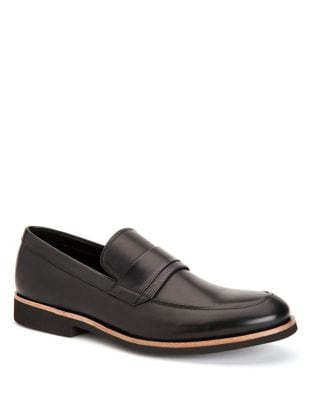 Forbes Leather Loafers...