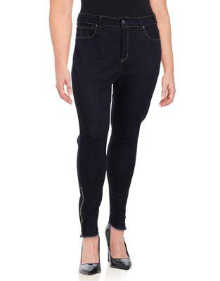 Plus Plus Tailored Jeans 500087345709