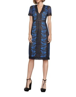 Dramatic Sheath Dress by BCBGMAXAZRIA