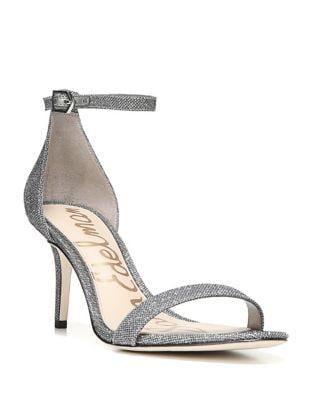 Patti Textile High Heel Sandals by Sam Edelman