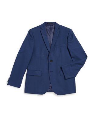 Solid Suit Jacket