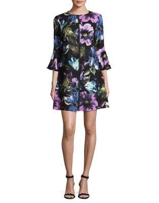 Floral Mini Dress by Gabby Skye