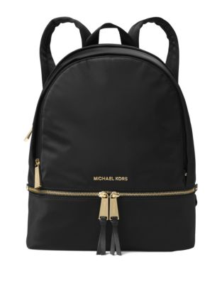 Zipped Backpack @...