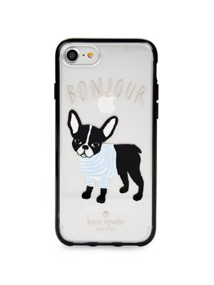 Bonjour iPhone Case @...