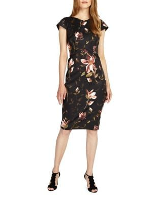 Kailey Print Knee-Length Dress by Phase Eight