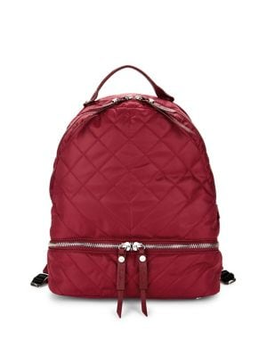 Penelope Quilted Backpack...