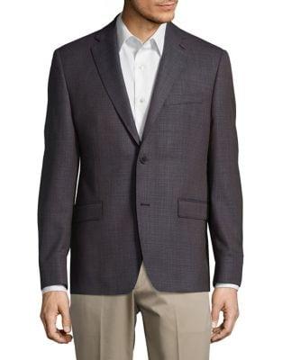 Tweed Knit Jacket @...