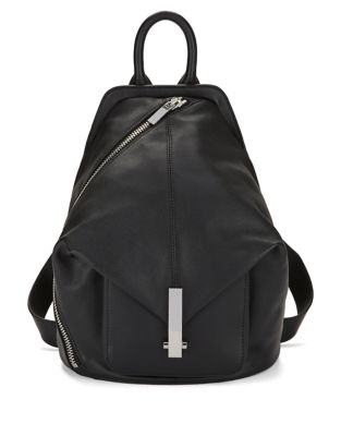 Koenji Leather Backpack...